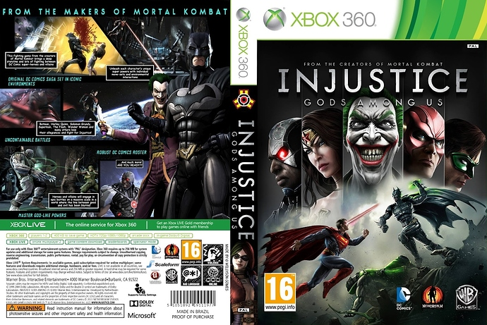 injustice free -adds