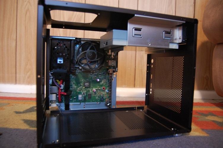 Liquid Cooling  Liquid Cooling Xbox 360 Slim